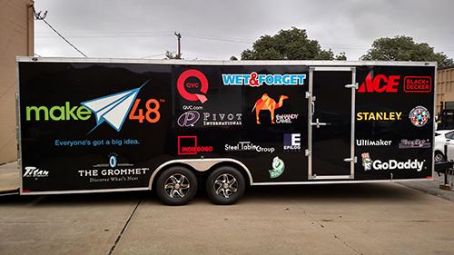vehicle wrap, vehicle graphics, vinyl graphics