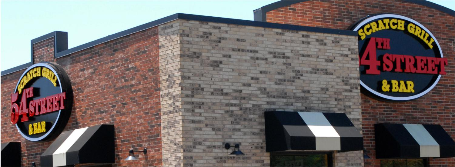 channel led letter, exterior identification, fabrication, installation