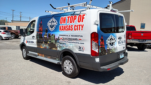vehicle graphics, vehicle wrap, graphic design